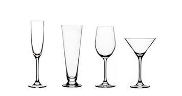 PROFIMIET Non-Food-Catering Produkte Gläser